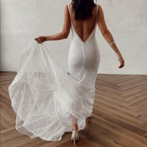 Made with love wedding dress
